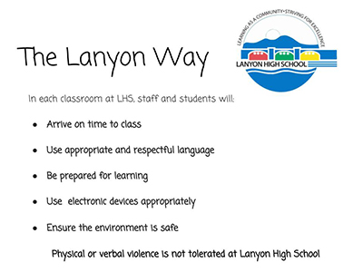 The Lanyon Way